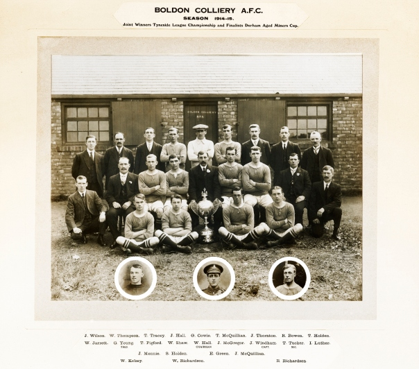 Do you know anyone in this picture? or do you have any stories to tell about your family relating to World War One?